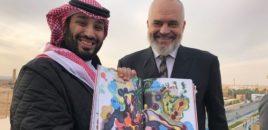 Rama takon Princin e Arabisë Saudite