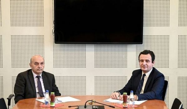 Arrihet marrëveshja VV-LDK për qeverinë e re