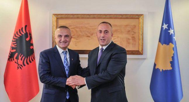 Ramush Haradinaj: Të bashkuar nuk ka tërmet që në ligështon!