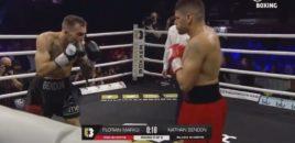 Florian Marku mposht përsëri,  Nathan Bendon. VIDEO