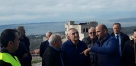 Meta në Kalanë e Krujës: Masa të menjëhershme për t'u riparuar.