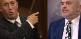 Rama reagon ndaj Haradinaj: Ramushi ktheu shpifjen në pushkë që kur ka lënë pushkën
