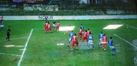 Rama ik', ka pushtuar stadiumin e Lezhës