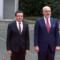 Rama pret në Pallatin e Brigadave, Kryeministrin e Kosovës Albin Kurti