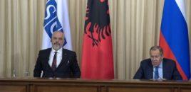 Rama e Lavrov komentojnë marrëdhëniet mes dy vendeve