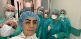 Lajm i mirë: Shërohen 5 mjekë dhe infermierë nga COVID 19