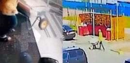Tmerr/ 26-vjeçari vret të dashurën dhe shëtit me trupin e saj futur në karrocë (VIDEO)