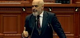 """""""Çakej, monstra""""! Rama shpërthen ndaj deputetëve të PS e PD"""