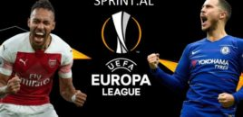 Sot finalja e Europa League, Chelsea dhe Arsenal